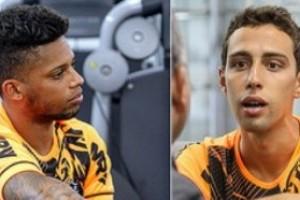 Atlético: André e Fillipe Soutto ficam no elenco para temporada 2014