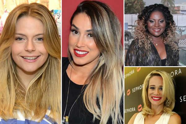 Diferenças entre os tipos de clareamento de cabelos. Arrase no verão!