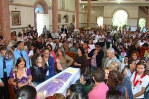 Manhuaçu: missa marca últimas homenagens a dom José Moreira