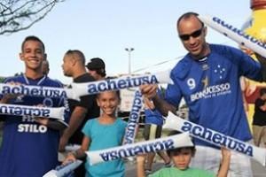 Minas:  Atlético treina na China; Dagoberto deve desfalcar Cruzeiro