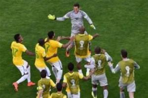 Copa do Mundo: Brasil vence nos pênaltis e está nas quartas de final