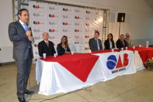 Manhuaçu: Eduardo Nepomuceno volta à cidade. Palestra promovida pela OAB