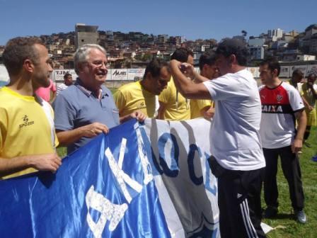 Manhuaçu: Burakão é campeão do torneio máster 2014. Decisão no domingo