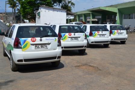 Manhuaçu: Secretaria de Saúde renova frota de veículos. Já estão em uso pelo município