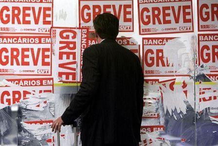 Economia: Bancários farão greve nacional por tempo indeterminado