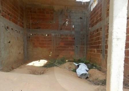 Orizânia: rapaz de 21 anos é morto em construção no centro da cidade