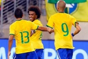 Seleção Brasileira: time jogal mal, mas vence segundo amistoso