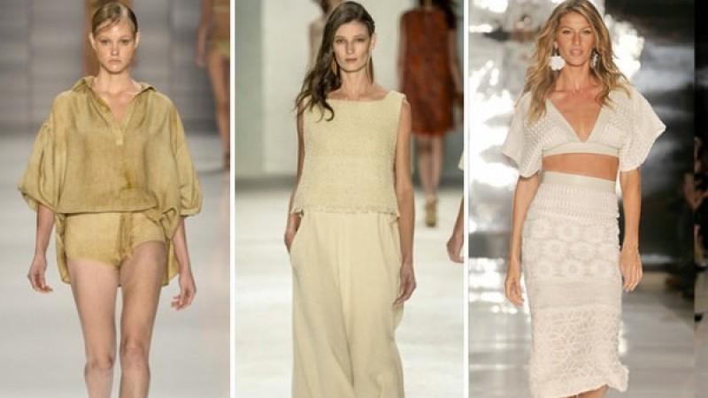 Tendências da moda Primavera-verão 2015