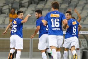 Copa do Brasil: Cruzeiro vence o Santos e joga pelo empate