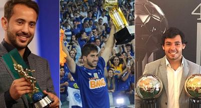 Cruzeiro: 3 jogadores mais valiosos no Brasil estão na Toca