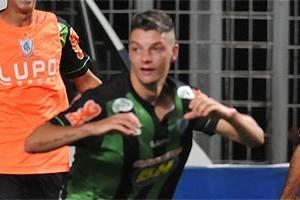 América: Girotto já é jogador do Palmeiras