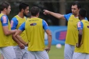 Cruzeiro: Fábio pode ficar de fora no final de semana