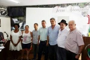Espera Feliz: Tome posse a nova Diretoria do Circuito Turístico Pico da Bandeira