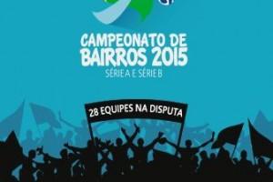 Manhuaçu: Campeonato de Bairros 2015 começa neste sábado
