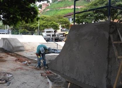 Manhuaçu: Pista de skate será inaugurada neste domingo