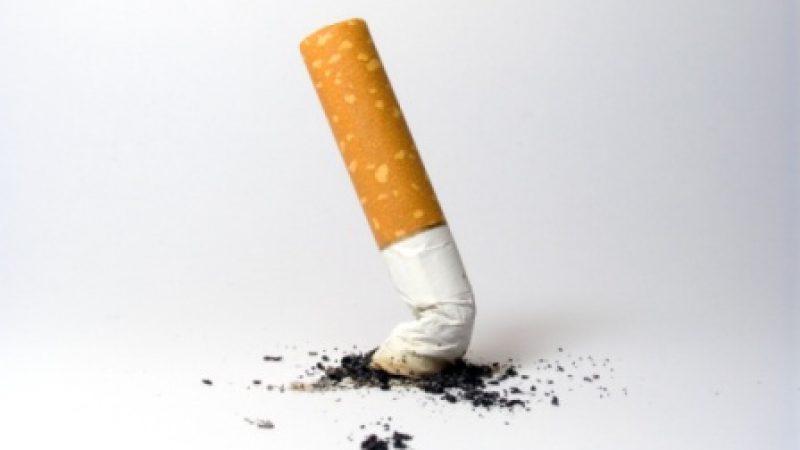 Brasil assina declaração para eliminar comércio ilícito de tabaco