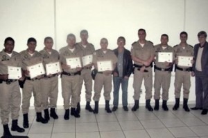 Manhuaçu: Nailton Heringer participa de formatura de no 11º BPM