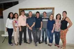 Manhuaçu: Produtores de café e gastrônomo europeu visitam a Prefeitura