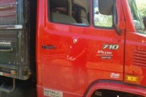 São Francisco do Glória: Homem é executado a tiros dentro de caminhão