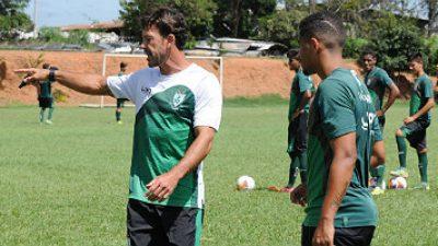 Futebol Sub-20 na preliminar da final do Mineiro
