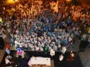 Encontro do Terço dos Homens reúne centenas de fiéis em Ipanema