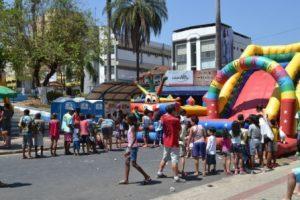 Manhuaçu: Dia da Criança será comemorado com rua de lazer