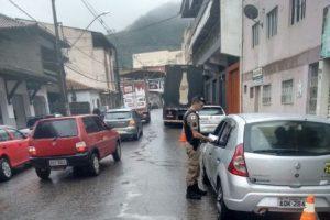 PM intensifica patrulhamento preventivo durante feriado da República