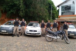 PM recupera moto roubada no Bairro Pinheiro
