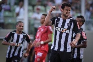 Mineiro: Atlético goleia o Tombense e assume liderança
