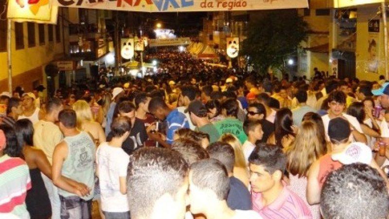 Simonésia divulga programação do Carnaval