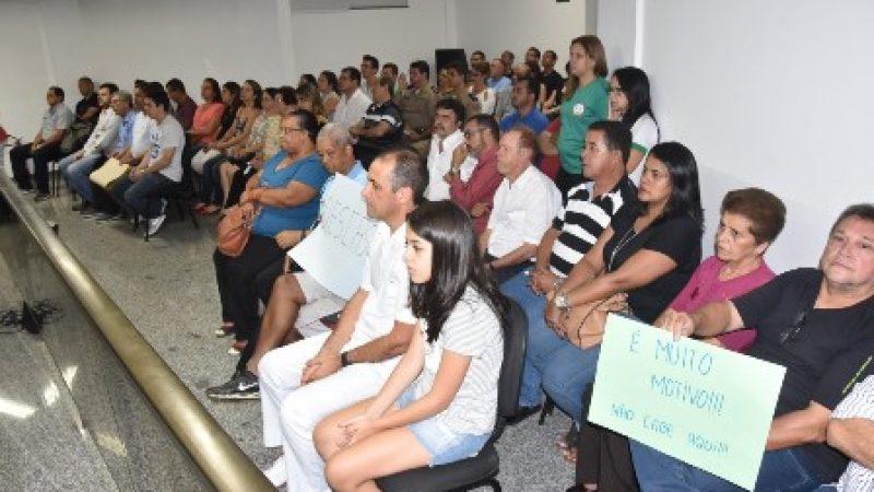 Audiência pública na Câmara debate soluções para os problemas no Bairro Coqueiro