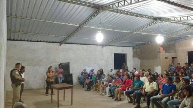 Simonésia: Segurança Pública é tema de reunião em São Simão do Rio Preto