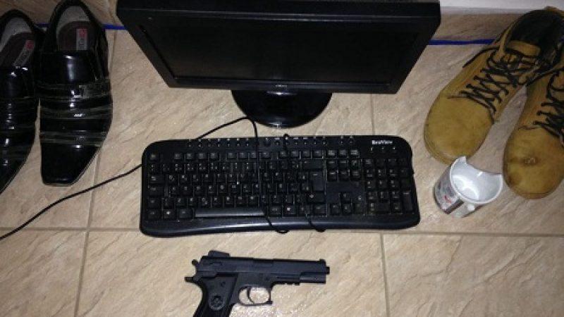 Luisburgo: PM prende autores de roubo