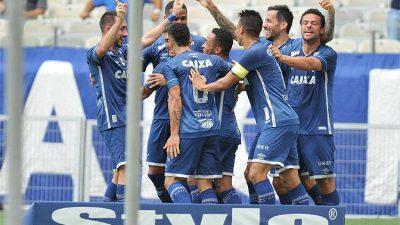 Pensando na Libertadores, Cruzeiro vence o Villa