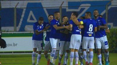 Cruzeiro derrota o Tupi pela Semifinal do Mineiro