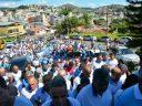Caratinga e Santana do Manhuaçu celebram 5 anos do Terço dos Homens