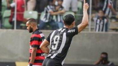 Atlético passa pelo Vitória: 2 a 1
