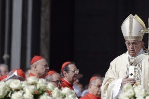 Papa defende compromisso com imigrantes e pobres em nova exortação apostólica