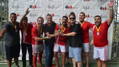 I Torneio de Futsal entre Subseções da OAB/MG