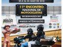Começa nesta sexta o 11º Encontro Nacional de Motociclistas de Manhuaçu