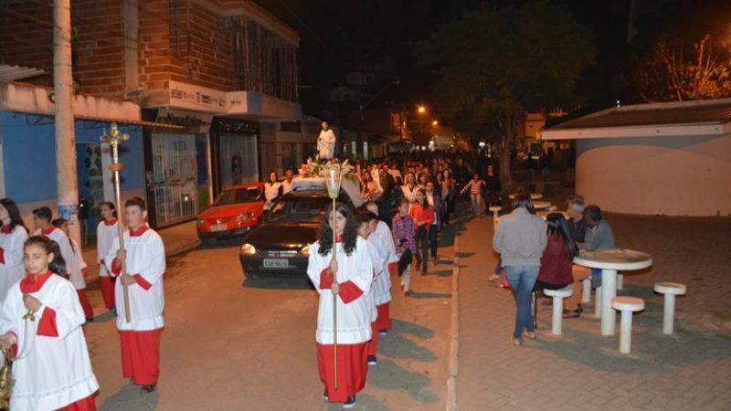 Luisburgo celebra dia do padroeiro São Luiz Gonzaga