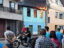 Incêndio em casa na Olímpio Vargas pode ser criminoso