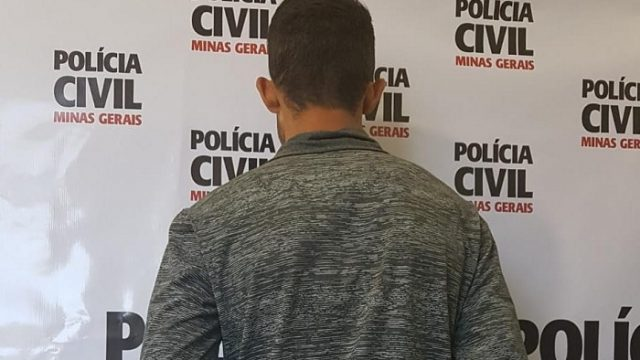 Acusado de incendiar a casa da ex é preso pela PC