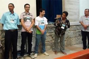 CBH Manhuaçu empossa novos membros