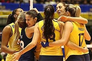 Volei Feminino: Brasil é campeão dos campeões