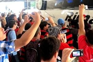 Copa do Brasil: empate entre Atlético/PR e Flamengo