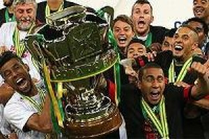 Flamengo: tri-campeão da Copa do Brasil