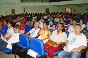 Manhuaçu: novos conselheiros são eleitos na Segunda Pré-Conferência de Saúde