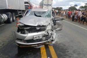 Ubaporanga: mais um acidente com vítima fatal