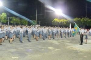 Manhuaçu: Instituto Caminhar forma 107 Guardas Mirim